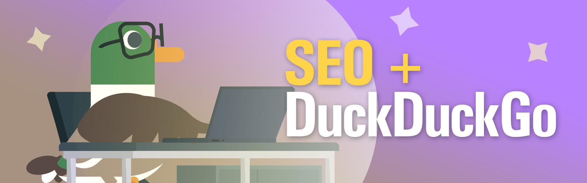 SEO + DuckDuckGo